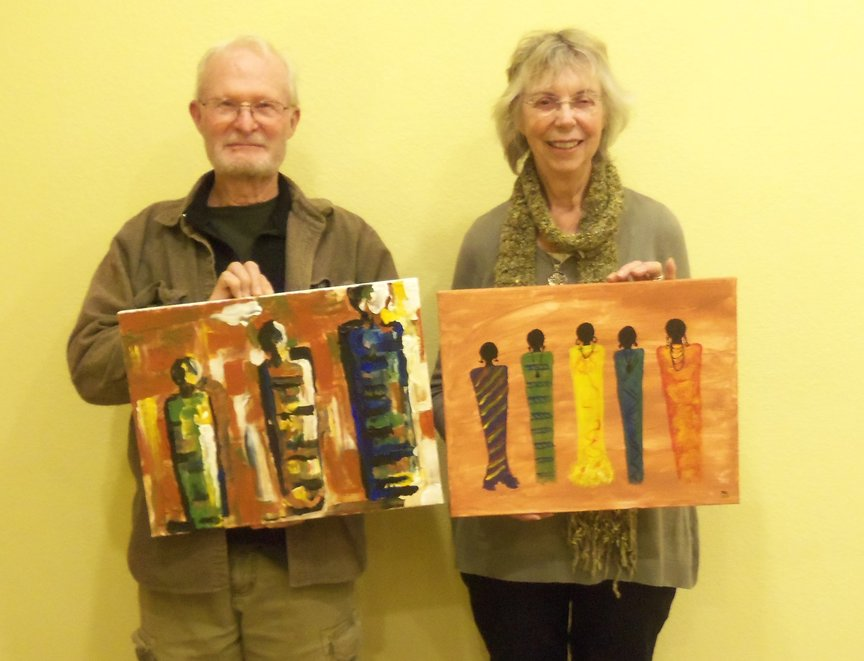 Creative Night Out at Paint Along For Fun in Sedona